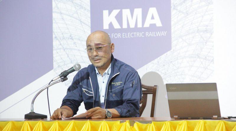 บริษัท คันโต เมนเทนแนนซ์ เอเชีย จำกัด ธุรกิจการก่อสร้างและรักษาระบบสายส่งไฟฟ้าของรถไฟฟ้าในประเทศไทย